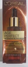L'oreal Age Serum Intense Re-nourish 30ml Made in Germany