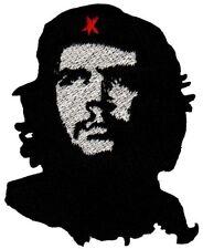 bc30 Che Guevara Revolutionär Kuba Aufnäher Applikation Bügelbild Patch Flicken