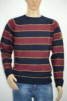 Gant Jersey punto tricot de lana con diseño de franjas para hombre en talla L