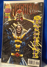 MARVEL COMICS X-MEN MAGNETO THE MASQUERADE VOL 1 ISSUE 2 DEC 1996