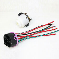 Ignition Switch + Cable Plug for VW Jetta Golf 4 Polo Passat B5 AUDI A6 TT A4