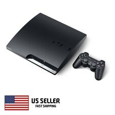 Sony PlayStation 3 PS3 Slim Console with Compatible Controller