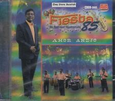 Fiesta 85 Amor Añejo CD New Nuevo Sealed