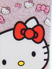 New Glitter Design Hello Kitty Hybrid Case For iPhone X / iPhone Xs (2017-2018)