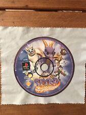 Spyro 3 Year Of The Dragon Ps1 Pal Ita Sony Retrogame Ps2 SOLO DISCO