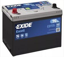 EXIDE EB705 031 / 069 / 072 Car Van SUV 4X4 HEAVY DUTY Battery 12V 70AH 540A