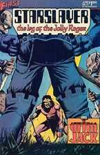 Starslayer 17. First Comics 1984.  SF45