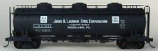 Funaro  F&C HO Jones & Laughlin 20K Steel Coal Tar Tank Car kit 6971