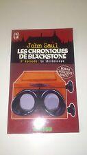 John Saul - Les chroniques de Blackstone, Tome 5 : Le stéréoscope