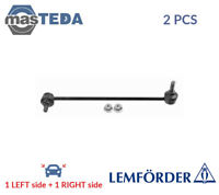 2x LEMFÖRDER FRONT ANTI ROLL BAR STABILISER PAIR 25885 01 P NEW OE REPLACEMENT