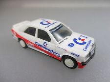 """Herpa: Motorsport Mercedes 190e 2,3-16 """"COMMODORE"""" N. 9 (pkw-k12)"""
