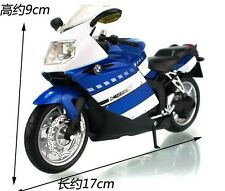 1:12 BMW K1200S Motorcycle Bike Model Blue White
