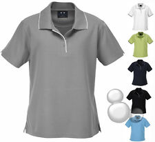 Biz Collection Polo Machine Washable Tops for Women