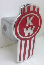 kenworth red  hitchcover ,