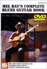 MEL BAY'S COMPLETE BLUES GUITAR NEW DVD