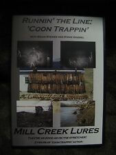 NEW RACCOON TRAPPING DVD NIGHT VISION FOOTAGE!