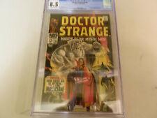 Doctor strange#169 cgc 8.5 1st solo strange in own title (Origin) MCU COMING