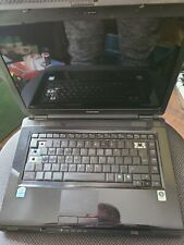 New listing Toshiba Satellite L300 Laptop No Hdd No Ram No Power Adapter Has Battery *As Is*