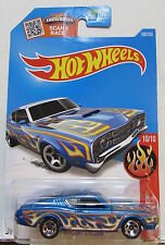 HOT WHEELS 2016 HW FLAMES '69 MERCURY CYCLONE #10/10