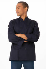 Chef Works Unisex Torino Chef Coat (Ccba)