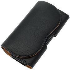 Markenlose Taschen mit Gürtelclips für universale Handys