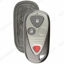 Replacement for Acura  MDX 2006 RSX Remote Car Key Fob Shell Case
