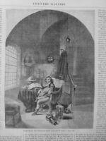 1861 Ui Personalite Ritratto Gerard Dow Pittore