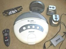iRobot Roomba Discovery w/ accessories, remote, virtual walls, manuals, filters