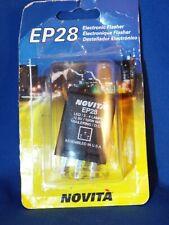 Novita EP28 Tridon Electronic Flasher-3 Terminal-GM -CD