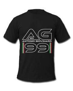 F1 Antonio Giovinazzi 99 Formula 1 Racing Driver T-Shirt