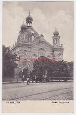 More details for hungary debrecen izrael templom synagogue synagoge judaica jewish 1918 - j425