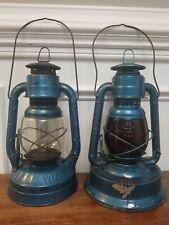 Vintage Lanterns; Dietz Little Wizard and Dietz Little Giant