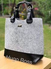 🆕HUGO BOSS Grey Tote Bag BRAND NEW SEALED Free Delivery!💖