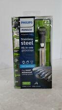 Philips Norelco MG7750/49 Multigroom Series 7000, Men's Grooming Kit w/ Trimmer