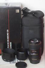Sigma 105 mm f/2.8 DG obiettivo Macro OS (Sony un Mount)