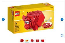 New LEGO Piggy Coin Bank 40155 Chinese New Year Of The Pig Money Cash Lucky Luck
