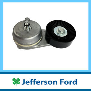 Genuine Ford Falcon Ba Bf Fg & Territory Sx Sy Sz Drive Belt Tensioner + Pulley