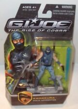 ✰ NEW! GI Joe 2009 Rise of Cobra ROC 25th 30th ✰ Kamakura Ninja Apprentice RARE