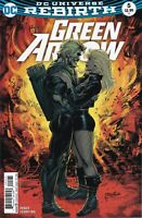 GREEN ARROW #5 2016 unread NEAL ADAMS Variant Cover DC Comics Rebirth Ben Percy