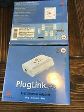 Two PlugLink HD AV 9661 Eco Ethernet Adapters (PL9661-l3)