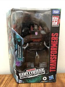 Transformers Earthrise Runabout WFC-E41 Target Exclusive Clean Packaging New