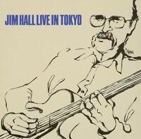 JIM HALL-LIVE IN TOKYO-JAPAN CD