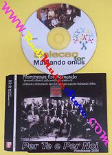 CD Singolo FLUMINENSE FOR MATEANDO Per Te e Per Noi SDT CDS 002 no mc lp(S31)