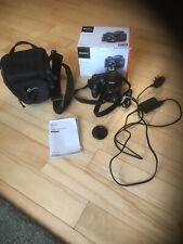 Sony Cyber-shot DSC-HX400 / HX400V 20.4MP Digital Camera - Black