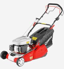 "Cobra RM40SPC 16"" Self Propelled Rear Roller Lawn Mower Cobra DG450 OHV Engine"