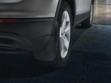 Original VW Schmutzfänger Tiguan MQB Komplettsatz HINTEN links+rechts 5NA075101