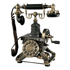Early 20th century French Telephone Authentic Replica Reproduction
