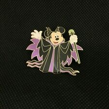 Disney Pin Minnie Mouse - Halloween Maleficent Pin 47999