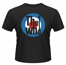 Crew Neck Short Sleeve The Who T-Shirts for Men