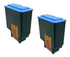 2 X2 X CARTUCCE X PHILIPS FAXJET 500 520 525 535 555/PFA-441 FAX INKJET